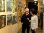 Wernisaż wystawy malarstwa studentów Olkuskiego Uniwersytetu Trzeciego Wieku