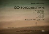 2017_Plakat_wernisaż wystawy_fotoobiektywni